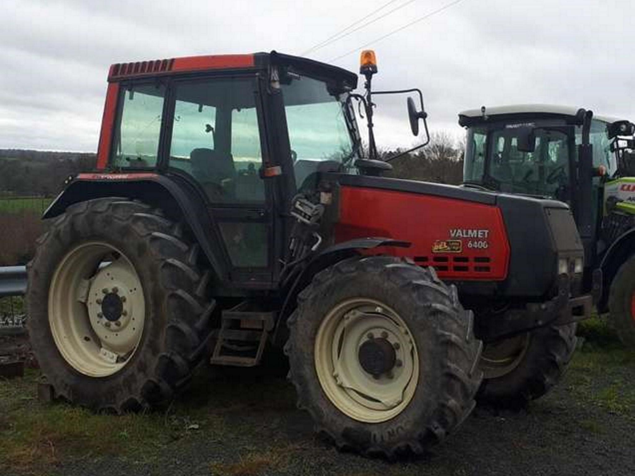 Naudota agrotechnika, traktoriai, agregatai